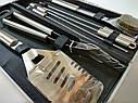 Набор для барбекю в алюминиевом кейсе GA Dynasty 7 предметов, 12084, фото 5