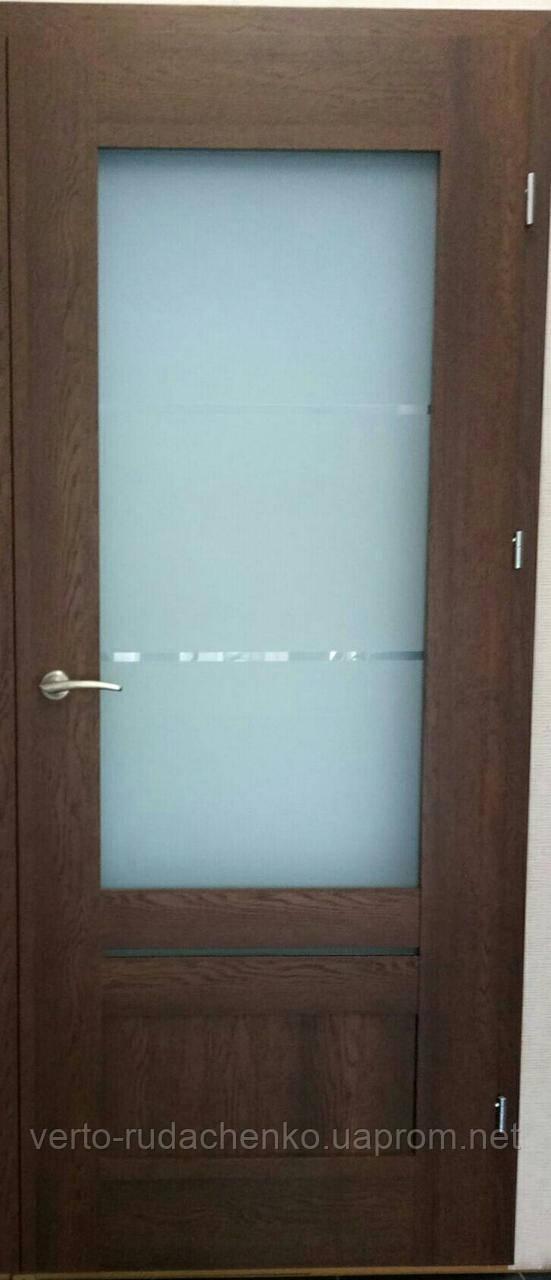 Двери Verto Лада-Концепт 5.2 цвет Дуб британский «Verto-CELL»