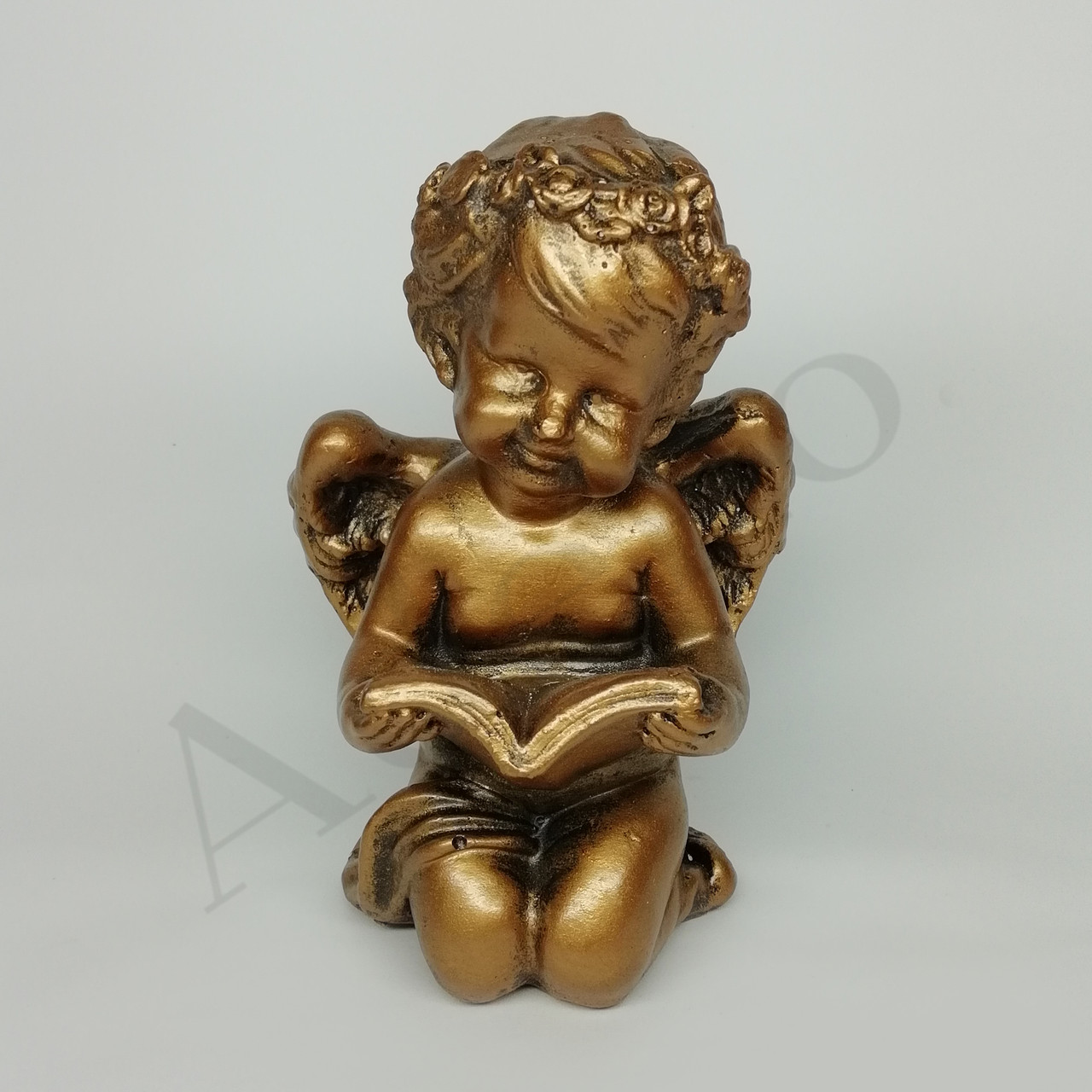 Декоративна фігурка Ангел з книгою 13 см