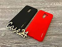 TPU чехол Smitt накладка бампер для Xiaomi Pocophone F1 (2 цвета)