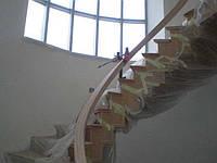 Сборка деревянных лестниц в Киевской области