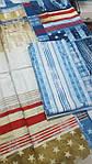 Постельное бельё Нью-Йорк, перкаль  Семейный комплект.Комплект постельного белья, фото 4