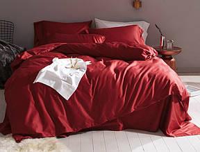 Сатин однотонный WINE RED (BORDO), №23 (Метр пог. ткани (220 см))