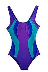 Детский купальник для бассейна и плавания Фиолетовый
