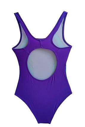 Детский купальник для бассейна и плавания Фиолетовый, фото 2