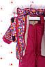 Детские зимние комбинезоны для девочек на подстежке из овчинки интернет магазин, фото 3