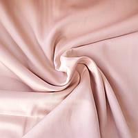 Сатин Люкс однотонный розовая пудра, ширина 240 см, фото 1