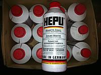 Антифриз HEPU концентрат 1.5 литра красный