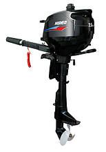 Мотор лодочный бензиновый 4-тактный