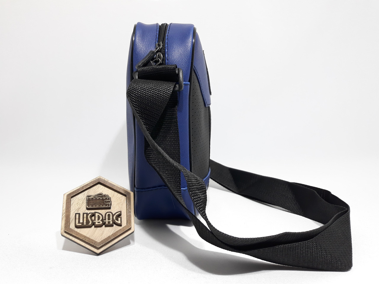 19e1effbfdd4 Мужская сумка Puma ferrari Синяя на каждый день реплика люкс качества 2х  компонентная кожа PU, цена 239 грн., купить в Умани — Prom.ua (ID#779051232)