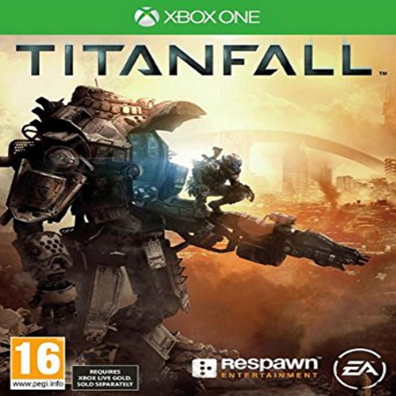 Titanfall  RUS XBOX ONE (Б/В)