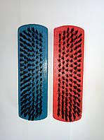 Щетка для обуви 11 см*4 см цветная