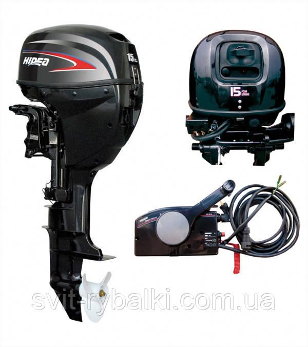 Лодочный мотор HDF 15 FES