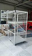 Тележка-клетка для перевозки грузов в фуре