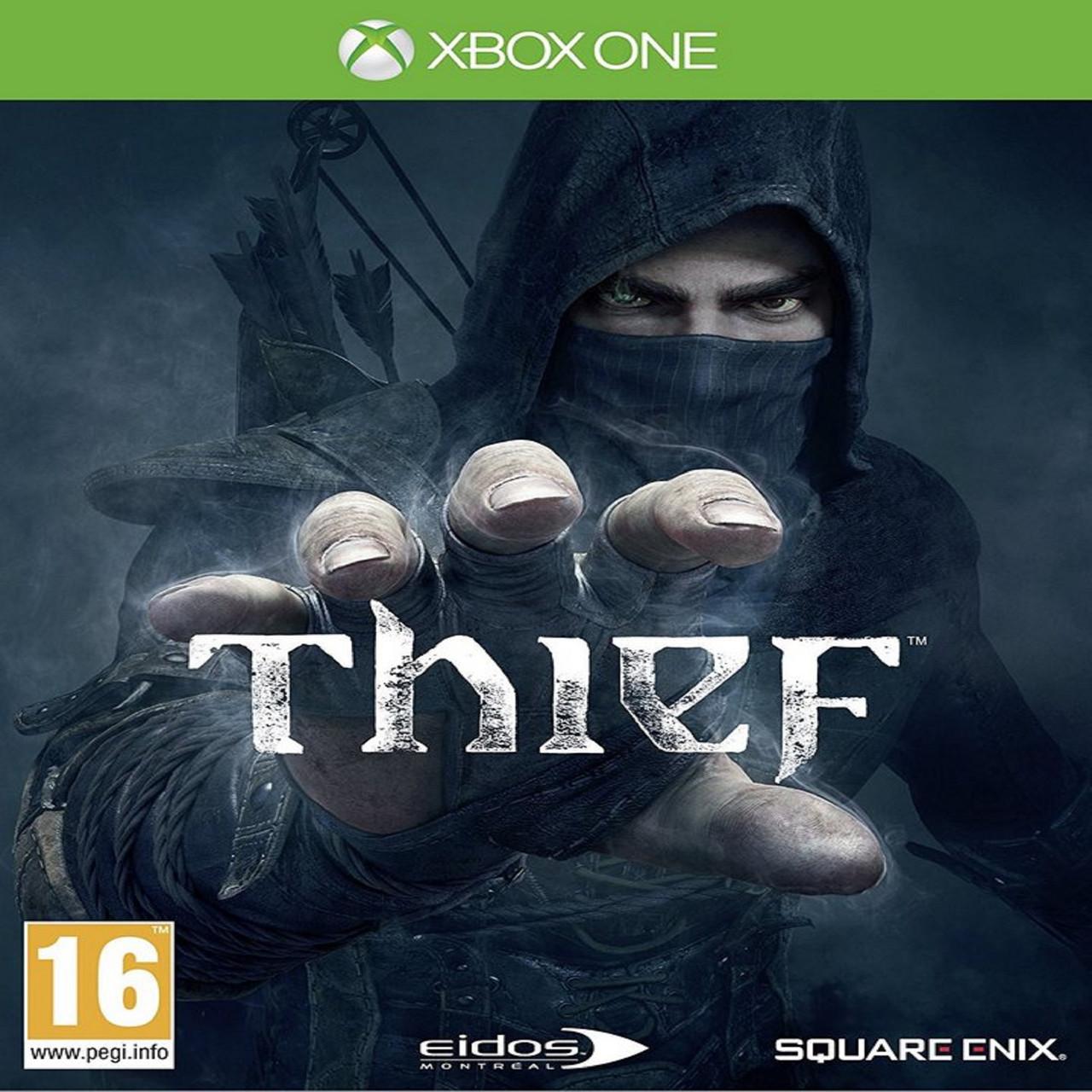 Thief RUS XBOX ONE (Б/В)