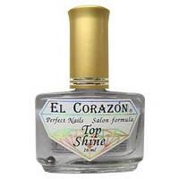 Кристальный блеск для ногтей  El Corazon Nail Care Top Shine №410 16 мл