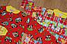 Пижама детская на кокетке Начес Размер 86 - 122 см, фото 7