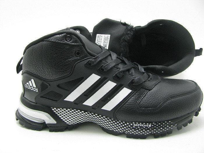 Кроссовки зимние мужские Adidas Marathon