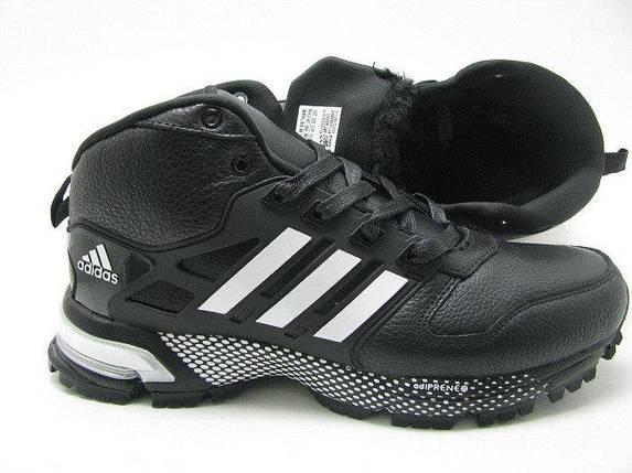 Кроссовки зимние мужские Adidas Marathon, фото 2