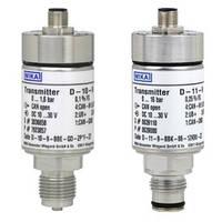 Преобразователи давления с интерфейсом CANopen D-10-9 D-11-9