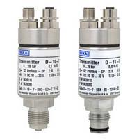 Преобразователь давления с интерфейсом Profibus® DP D-10-7 D-11-7
