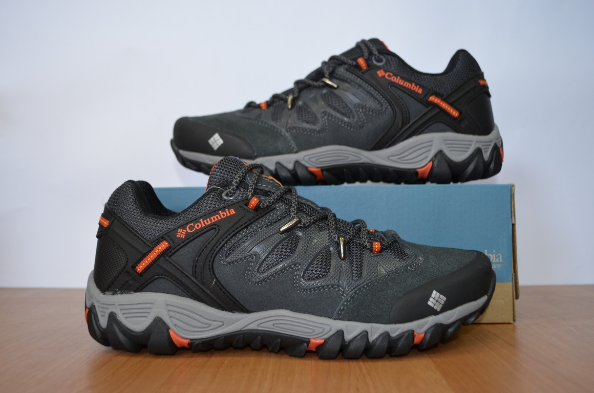 Кожаные кроссовки Columbia.Мужские кроссовки Коламбия.  продажа ... 2f347e14919