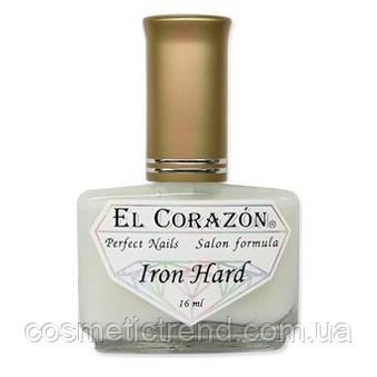 Препарат для укрепления ногтей «железная твердость» El Corazon Nail Care Iron Hard №418 16мл