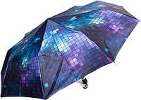 Эффектный женский зонт, полный автомат AIRTON (АЭРТОН) Z3944-12 Антиветер!