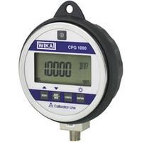Цифровые манометры Высокоточный преобразователь давления  - диапазоны: 0 ... 0.070 бар до 700 бар  - погрешность: 0.05% от диапазона CPG1000