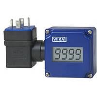 Индикатор пристраиваемый  к преобразователю давления через L-разъем  и выходной сигнал 4 ... 20 мА, стандартный или искробезопасный A-AI-1 A-IAI-1