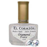 Алмазный укрепитель с нано-частицами El Corazon Nail Care Diamond Force №426 16мл