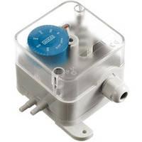 Мембранный переключатель давления, для низкого давления, IP 65 MWB