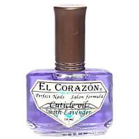 Ароматическое масло для кутикулы с лавандой El Corazon Nail Care Cuticule oil with Lavander №433 16мл