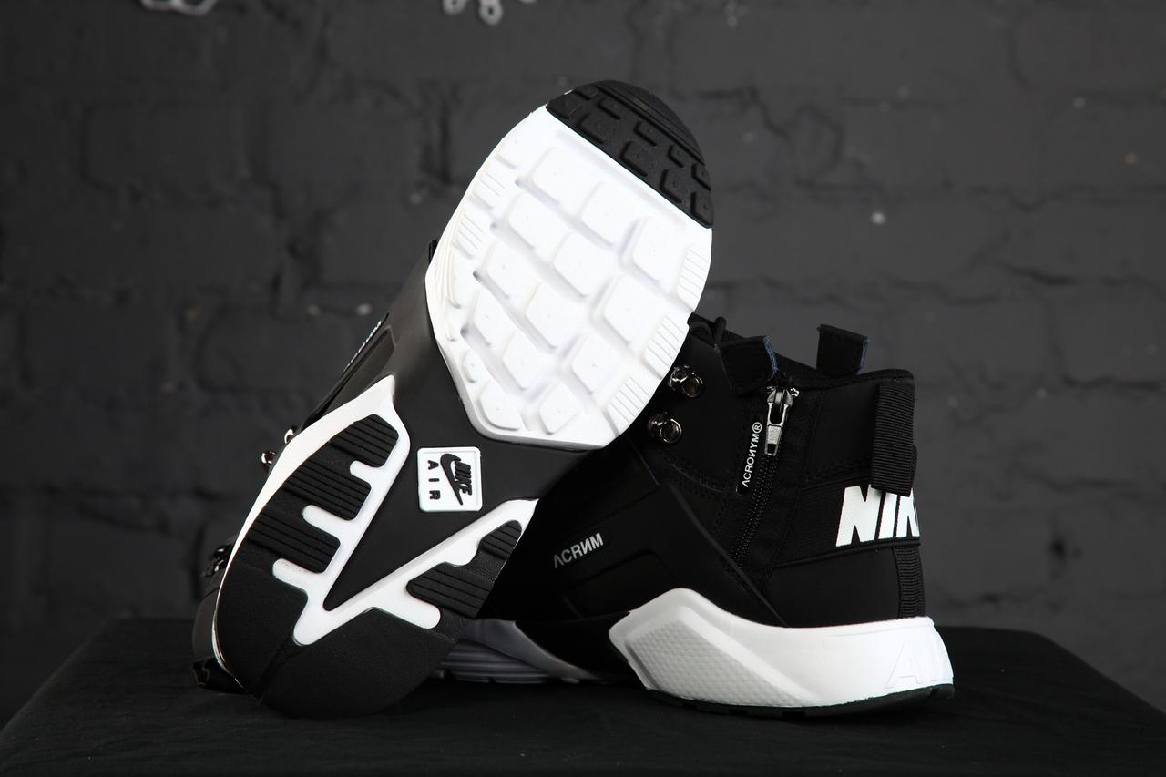 44ec474782c4f Зимние кроссовки Nike Huarache Winter Acronym