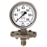 Избыточное давления с мембраной (16мбар - 40бар)