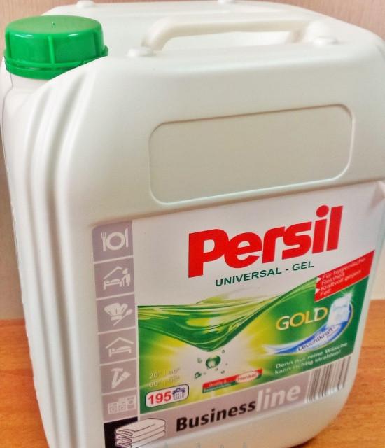 Гель для прання Персил Universal 10 л. Persil GEL зелений (каністра)