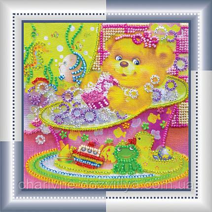 Набор для вышивания бисером Купание, фото 2