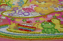 Набор для вышивания бисером Купание, фото 3