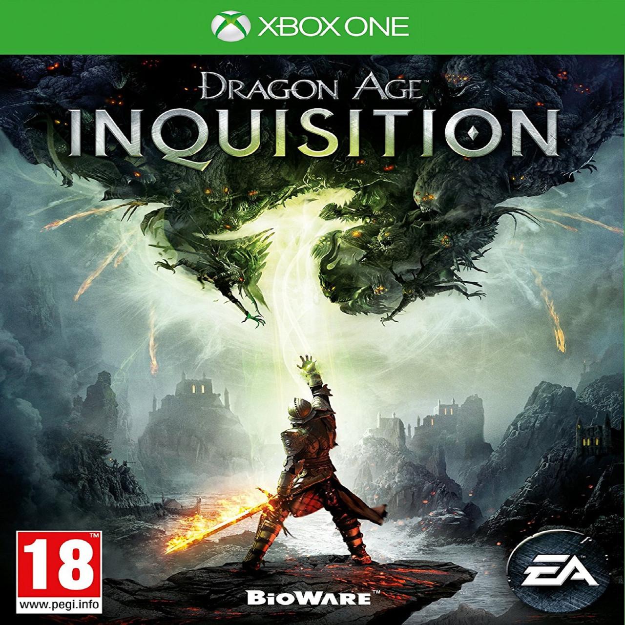 Dragon Age: Inquisition RUS XBOX ONE (Б/В)