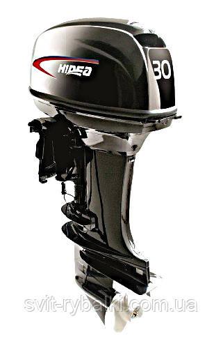 Мотор лодочный бензиновый 2-тактный HD 30 FES
