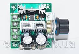 ШИМ Регулятор оборотов электродвигателя 12-40В 10А