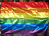 """Радужный флаг """"ЛГБТ"""""""