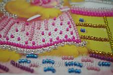 Набор для вышивания бисером Чистюля, фото 3