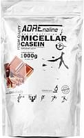 Протеин казеиновый ADRENALINE MICELAR CASEIN 1000г Вкус : Шоколад