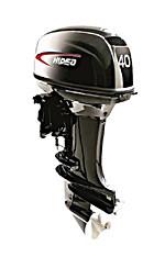 Мотор лодочный бензиновый 2-тактный HD 40 FEL