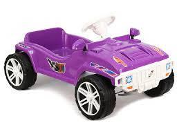 Машина педальная 792 Орион на педалях, фото 3