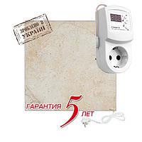 Обогреватель инфракрасный Венеция ЭПКИ 300 (50х50) универсал + Терморегулятор terneo rz