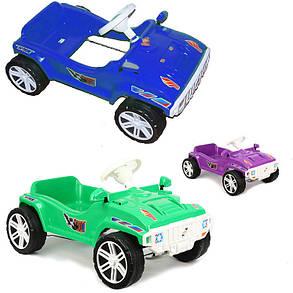 Машина педальная 792 Орион на педалях, фото 2