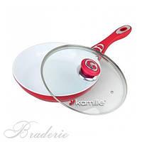 Сковорода Kamille KM-4251 R