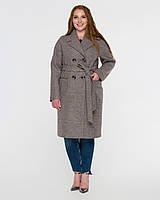 Женское демисезонное классическое  пальто рр 42-52, фото 1